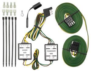 allows motorhome to power lights on towed vehicle w/o power feedback